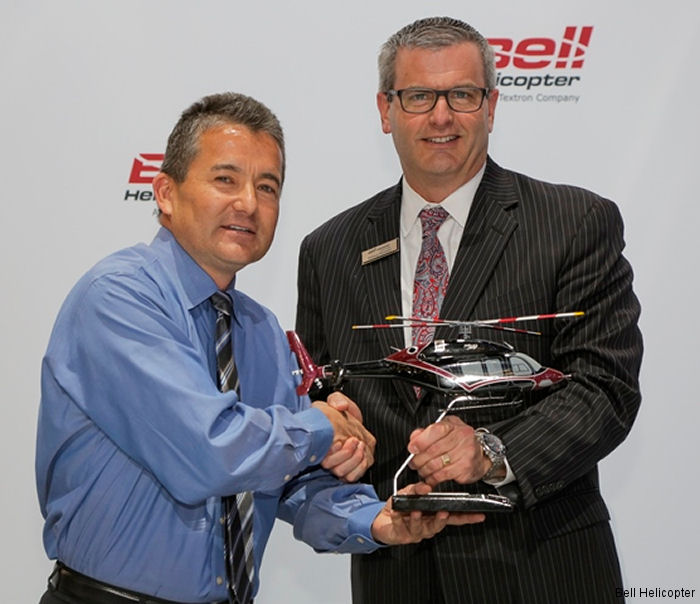 Arizona Department of Public Safety signs purchase agreement for Bell 429