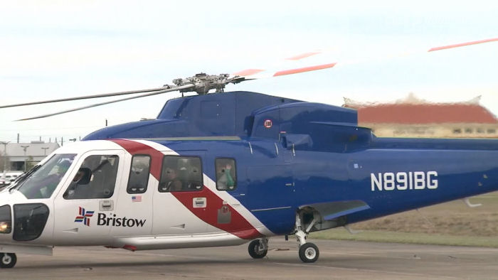 For third year, Bristow gave eight children the ride of a lifetime on a Sikorsky S-76 as a prize for a fundraising competition for the Houston chapter of Big Brothers Big Sisters