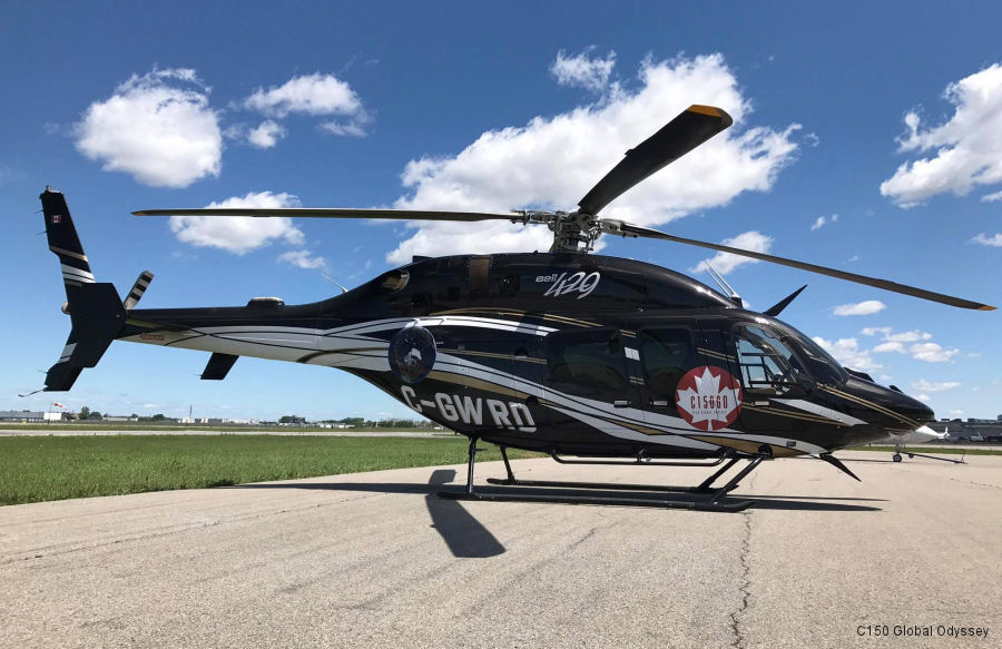 Honeywell Powers First Connected Helicopter Flight Around The World