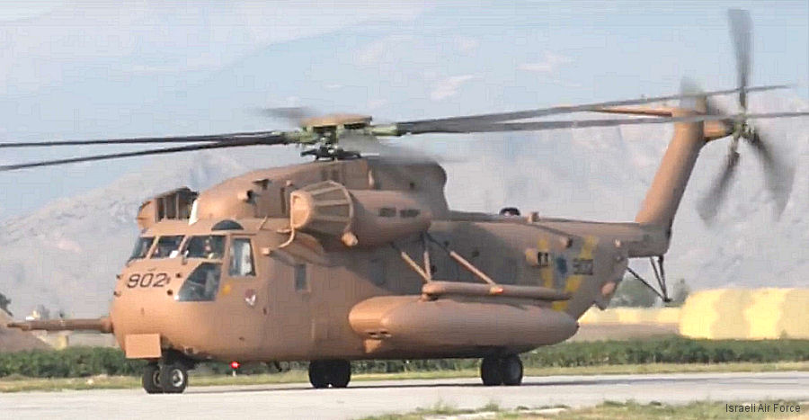 Sustainment plan will extend IAF's CH-53D fleet's operational life beyond 50 years service