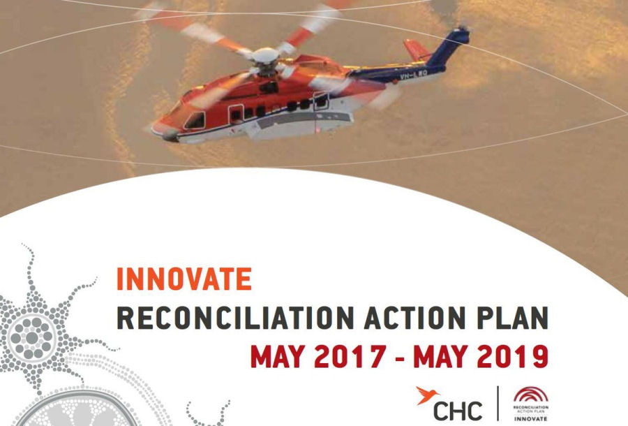 CHC Helicopter Launch New Reconciliation Action Plan