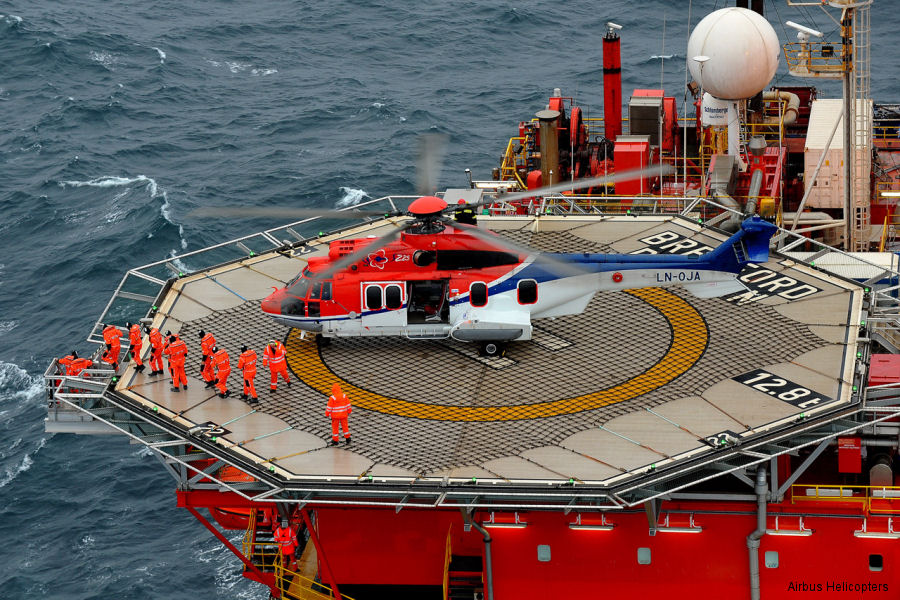 Singapore based Rotortrade Services to market 13 ex CHC EC225, AW139, S76C++ and AS332L1 in offshore and SAR configurations located in the UK, Norway, Netherlands, South Africa and Brazil