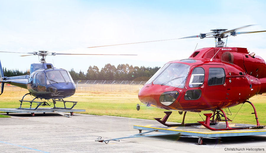 Christchurch Helicopters receives HAI's Salute to Excellence Sikorsky Humanitarian Service Award