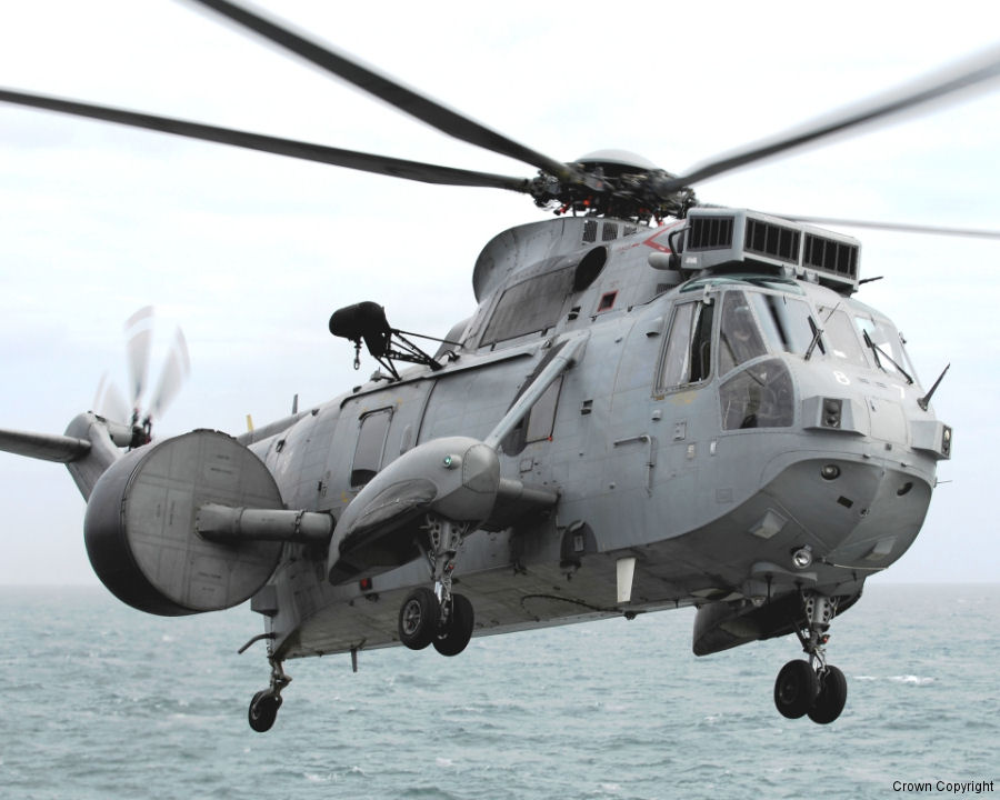 Royal Navy Announced Crowsnest Contract