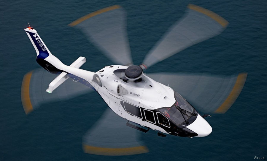 Falcon Aviation adding three additional H160 to the original Letter Of Intent (LOI) signed in May 2016. The VIP variant is scheduled to enter service by 2021