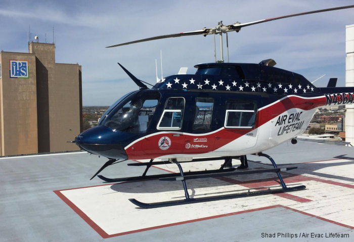 Air Evac Lifeteam is now the largest Part 135 aviation operator to receive the Federal Aviation Administration's (FAA's) Diamond Maintenance Award