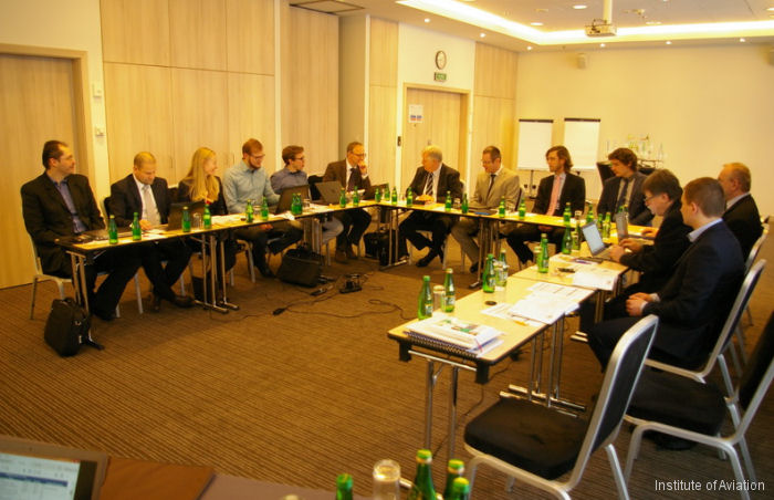Dream inauguration meeting in Cracow