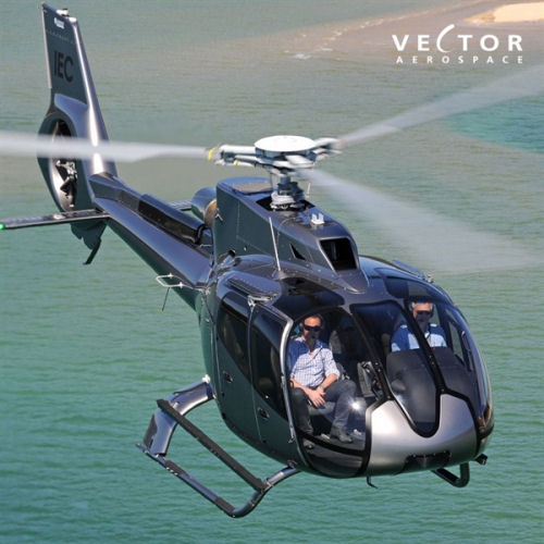 Vector Aerospace, a MRO provider, received FAA STC for ADS-B L3 Lynx NGT-9000 or Garmin GTX-345 transponders installation in H120/EC120, H125/AS350, H130/EC130 and H135/EC135 helicopters