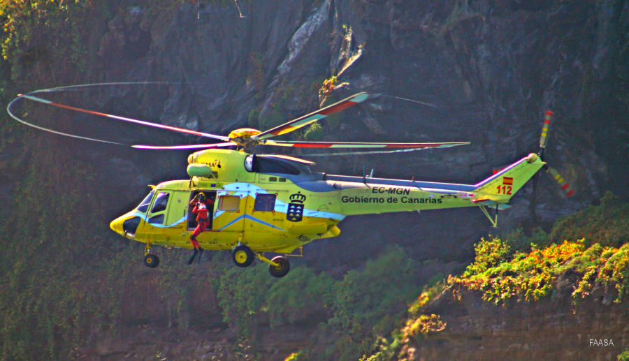 Spanish group FAASA has purchased 100% of the helicopter operator Hispánica de Aviación (HASA) an important operator of the PZL W-3 Sokol