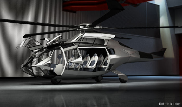 Bell Helicopter Continues to Shape the Future of Vertical Lift