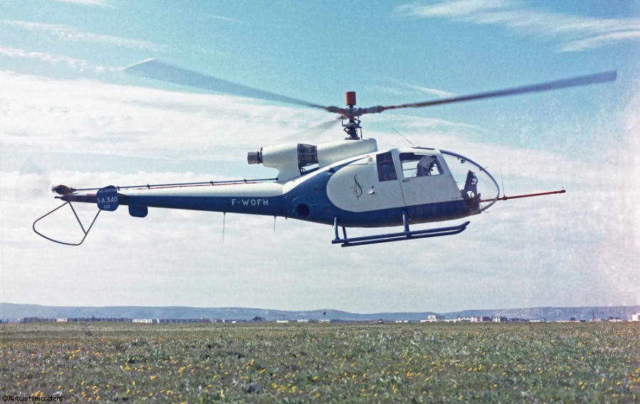 Airbus Helicopters celebrated the 50th anniversary of the Gazelle's maiden flight during a conference at the museum of aviation in St Victoret, near the company headquarters at Marignane, France
