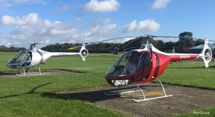 The UK distributor for the Guimbal Cabri G2 helicopter has changed from Cotswold Helicopter Centre to HeliGroup based at Wycombe Air Park