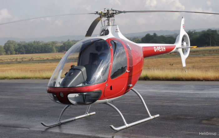 HeliGroup, U.K. distributor for the Guimbal Cabri G2, establishing a Centre of Excellence at Oxford Airport, within the Airbus Helicopters UK complex, to include a new sales office and training center