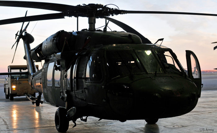 Kaman will continue to manufacture UH-60M and HH-60M Black Hawk  model cockpits for Sikorsky at Kaman's Jacksonville, Florida facility through 2022. Since 2004 has delivered more than 1,200