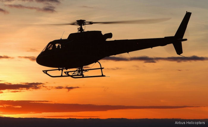 QinetiQ ordered 4 Garmin G500-equipped H125 / AS350B3e helicopters to replace the Gazelle in use by the UK MoD's Empire Test Pilots' School (ETPS) from 2019