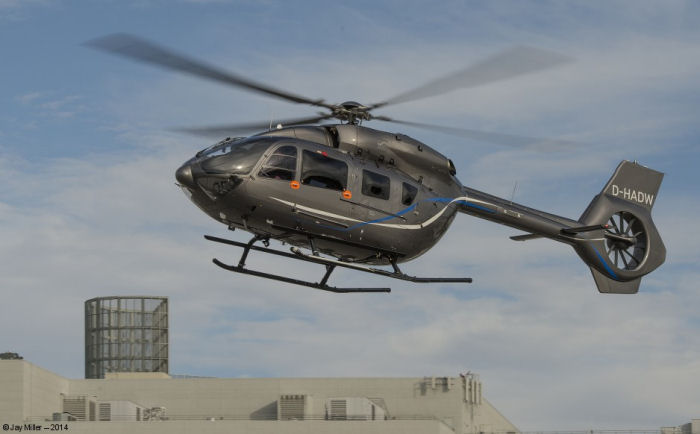 Waypoint Leasing Places Airbus H145 on Lease with Acher Aviation