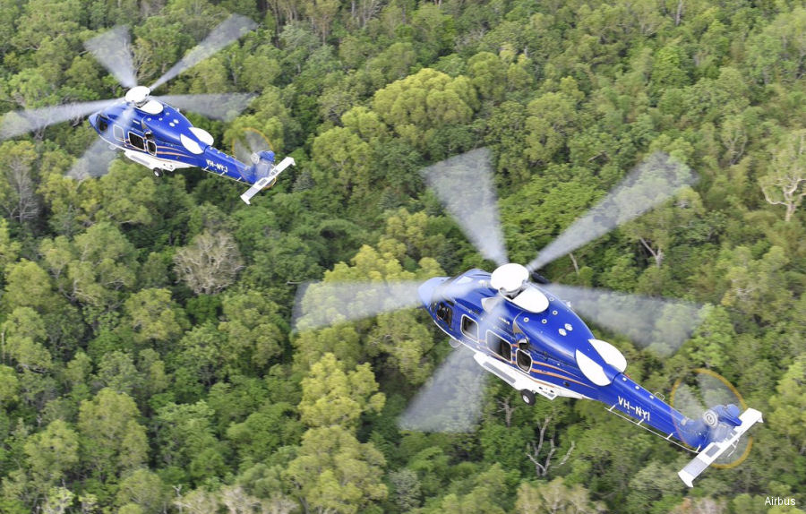 Babcock's aircraft are the first H175s to be introduced into the southern hemisphere and will be based in Dili, Timor Leste approximately 500 kilometres northwest of Darwin, Australia