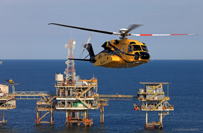 Partnership will maximize opportunities to further enhance the safety of offshore helicopter operations