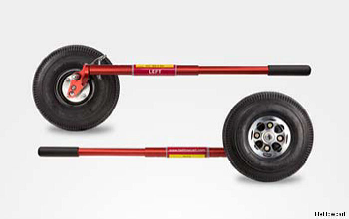 2nd Generation Wheels for Robinsons