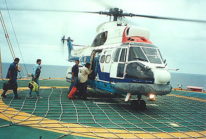 Brazil' Helivia Aero Taxi celebrates 30 years of providing service to offshore and onshore clients in the oil and gas industry.