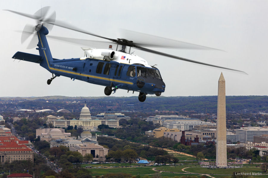 HH-60U Offered to Replace USAF UH-1N