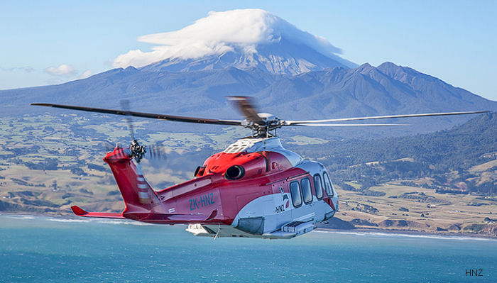 HNZ Group, an international provider of helicopter transportation and related support services, announced revenue of $212.3 million (versus $188.7 last year) flying 40,828 hours