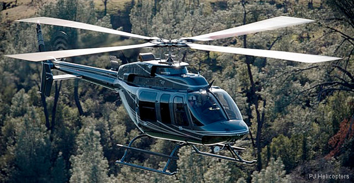 Launch Customer PJ Helicopters Nears 100-Hour Mark with New Donaldson Dry Media Inlet Barrier Filter; On Display At Heli-expo