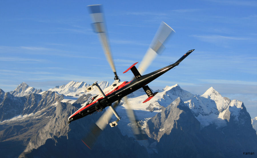K-MAX from <a href=/database/modelorg/2730/>Rotex Helicopter</a>, Switzerland