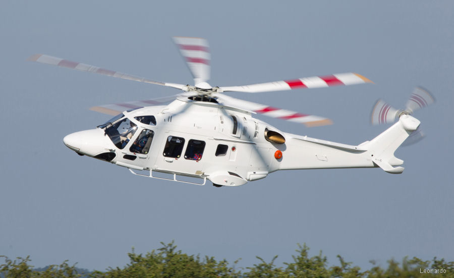 Leonardo secures orders for 3 AW169 and 1 AW109SP GrandNew ahead of LABACE 2017 August 15-18 at São Paulo, Brazil. Nearly 20 AW169s have been ordered in Brazil to date