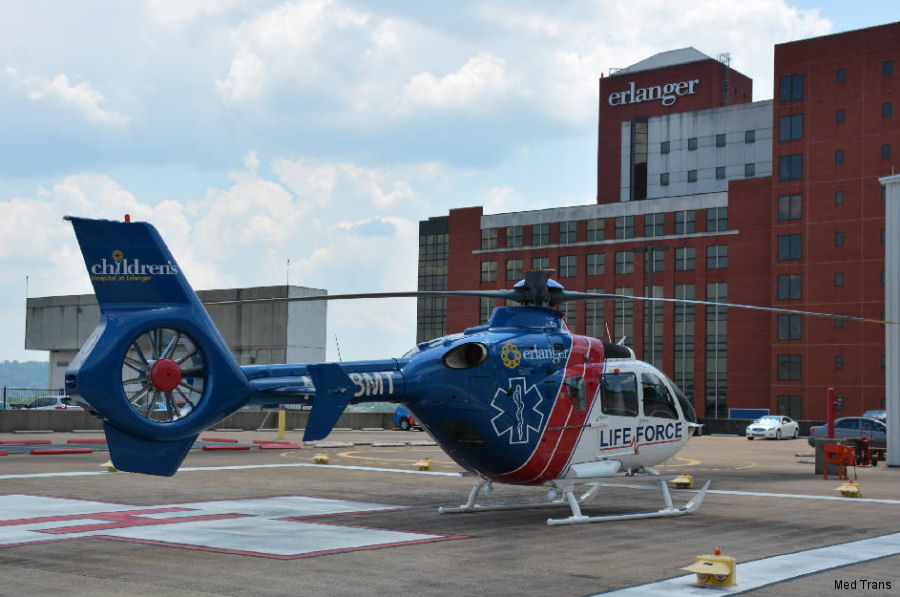 Paramedics rescue team new helicopter at Children s hospital