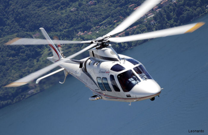 A new VIP AgustaWestland AW119Kx and a GrandNew were delivered to the Philippines'  private sector whilest the first AW169 in country and another AW139 are scheduled for the next few months