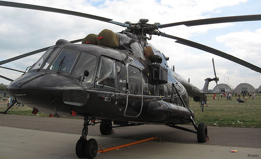 Upgrading the Mi-171E
