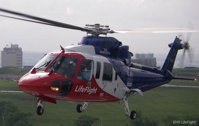 Canadian Helicopters, part of HNZ Group, extended to 2032 its Emergency Health Services (EHS) LifeFlight contract with the Province of Nova Scotia. Started in 1996 and currently served with two S-76C+