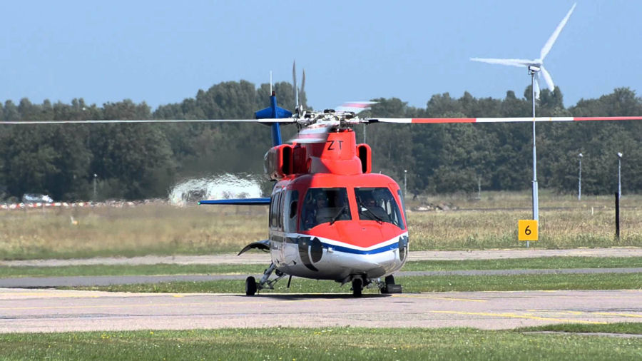 Waypoint delivered a S-92 and S-76C++, both former CHC, to Omni Taxi Aero (OTA) to support contracts within the offshore oil and gas sector in Brazil
