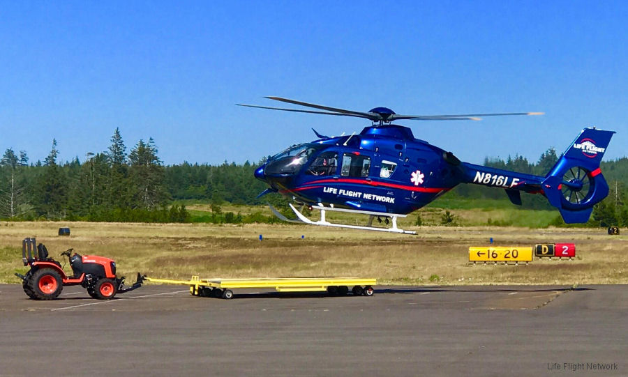 Life Flight Network and PeaceHealth Oregon Network renewed a First Call Agreement with medical helicopters in Cottage Grove, Newport, and Aurora