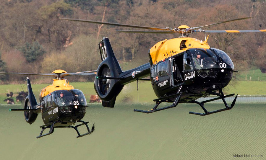 UK Defence Helicopters Flying School (DHFS) new  models 