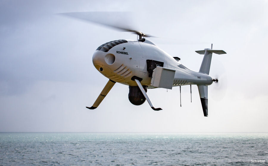 Schiebel held the second international Camcopter S-100 User Conference in Vienna, Austria October 17-19