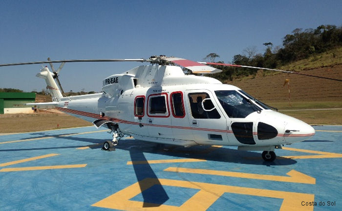 Lobo Leasing Second S-76C+ to Costa do Sol