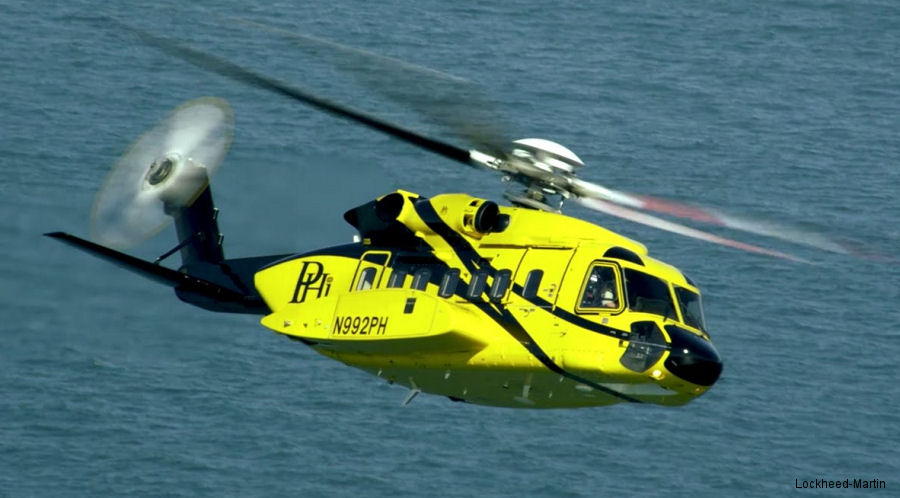 CPI Aerostructures Receives Follow-On Order from Sikorsky for S-92 Helicopter