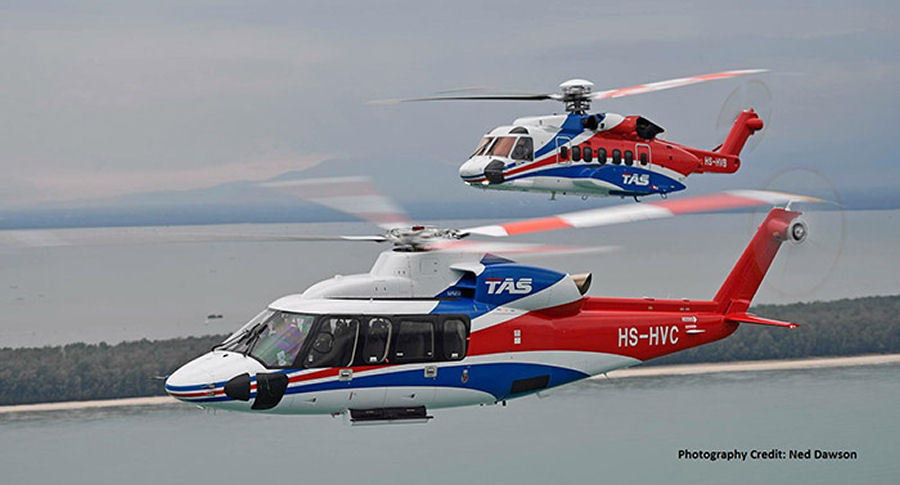 TAS to Become Sikorsky Customer Support Center