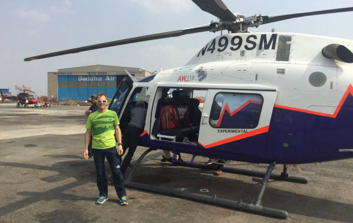 AW119Kx and Simone Moro an Adventure in Nepal