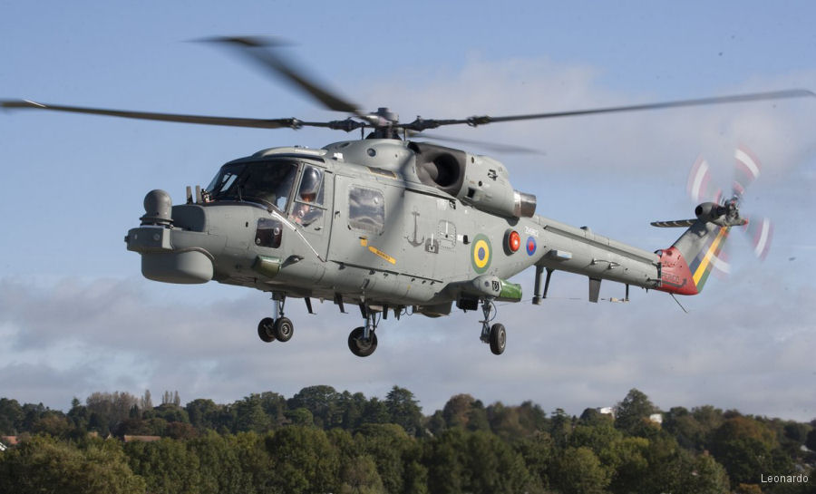 The first of 8 Brazilian Navy Lynx Mk21B completed maiden flight at Yeovil, England. Entered service in 1978, they were converted to Super Lynx in 2003. New upgrade contract signed in 2014