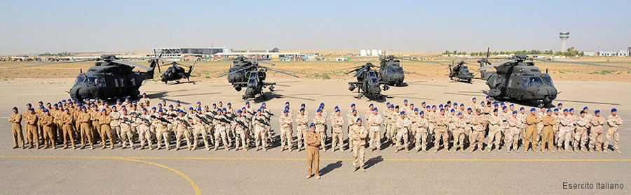 Italian Task Group Griffon in Iraq