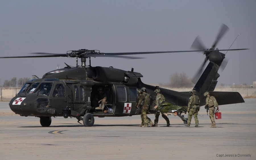 US Army's TF Marauder provides medevac and general air support for the Train, Advise, and Assist Command - West (TAAC-W) in Afghanistan