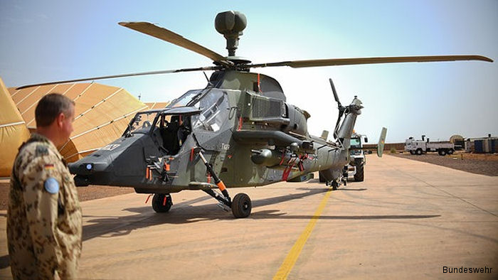 German Tiger Helicopters to Resume Flights