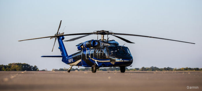 Garmin announces G5000H upgrade program for the Sikorsky S-70 and UH-60 Black Hawk helicopters