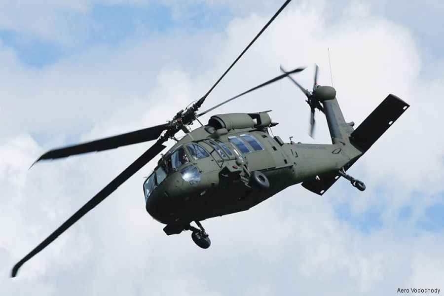 Czech Rep.'s Aero Vodochody renewed contract to produce cockpits for the UH-60M Black Hawk at least until year 2023. Program started in 2011 and Aero already delivered 240 cockpits.