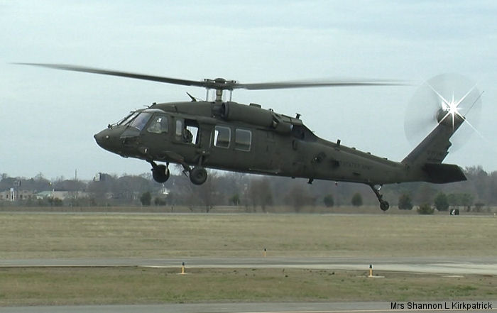 After a 2 years development US Army Redstone Arsenal achieves first flight of the UH-60V prototype. It is a UH-60L upgraded with the Northrop Grumman/Curtiss-Wright glass cockpit of the UH-60M