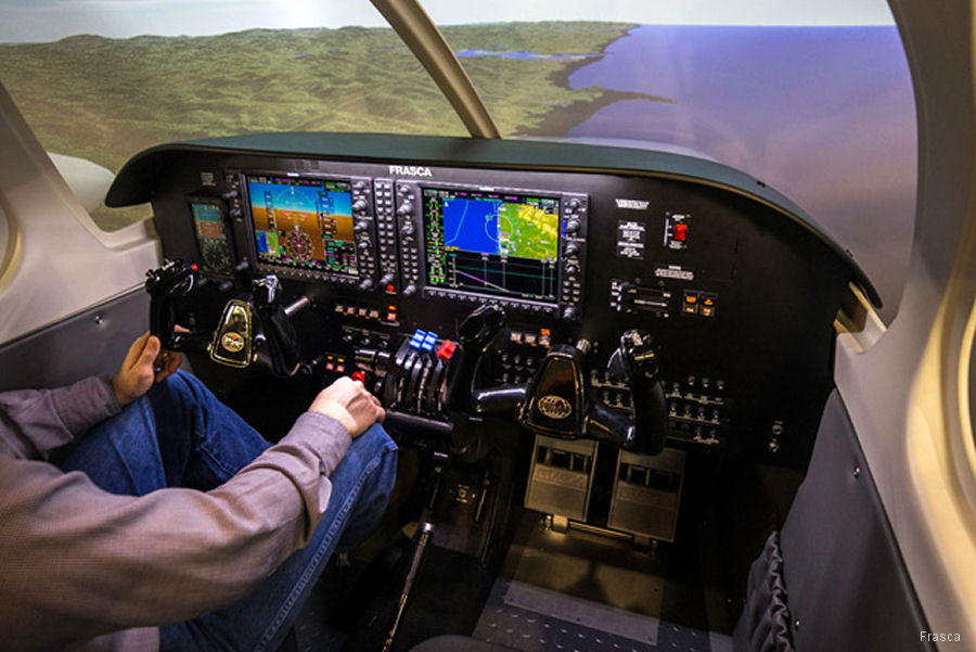 Frasca International awarded contract by the University of North Dakota (UND) to provide several Flight Training Devices (FTDs) for their aviation program