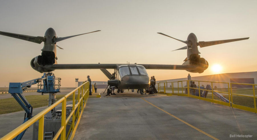 The Bell V-280 Valor prototype is 100% completed and closer to its first flight this fall